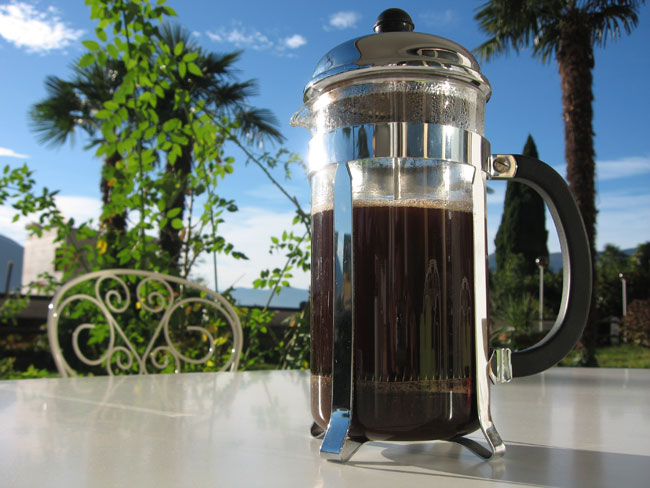 French Press - Pressstempelkanne