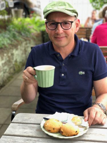 Kaffeesommelier Michael Herrling